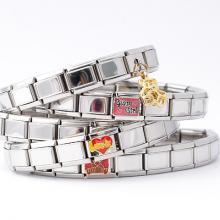 Стартовые браслеты italian Charms - отличный подарок для девушки